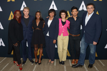 Effie Brown 2016 Academy Nicholl Fellowships In Screenwriting Awards Presentation And Live Read