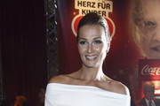 Franziska van Almsick attends the 'Ein Herz fuer Kinder' Charity gala after party on December 17, 2011 in Berlin, Germany.