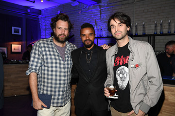 Eka Darville RBC Hosts 'Her Smell' Cocktail Party At RBC House Toronto Film Festival 2018