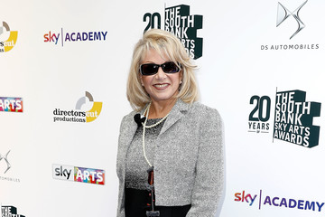Elaine Paige The South Bank Awards - Red Carpet Arrivals