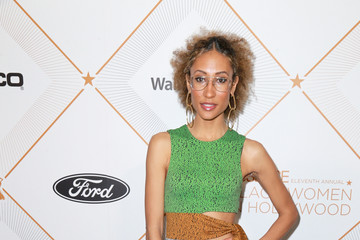 Elaine Welteroth 2018 Essence Black Women In Hollywood Oscars Luncheon - Red Carpet