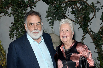 Eleanor Coppola The Cinema Society Hosts a Screening of Sony Pictures Classics' 'Paris Can Wait'- After Party