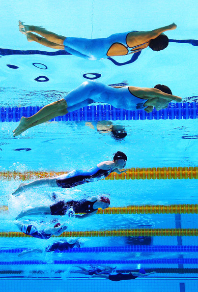 2012 London Paralympics - Day 5 - Swimming
