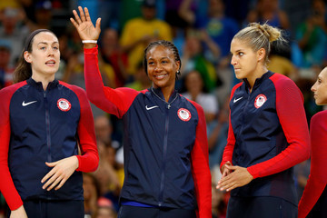 Elena Delle Donne Basketball - Olympics: Day 15