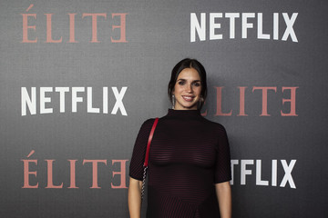 Elena Furiase World Premiere of Netflix's 'Elite'