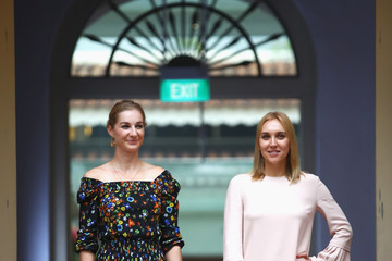 Elena Vesnina BNP Paribas WTA Finals Singapore presented by SC Global - Day 3