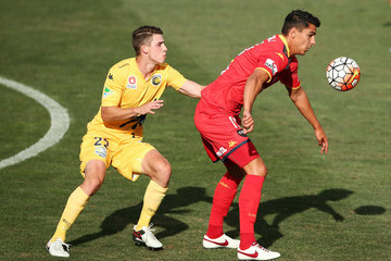 Eli Babalj A-League Rd 15 - Adelaide v Central Coast