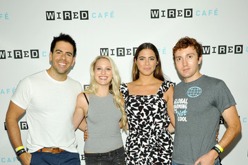 Eli Roth WIRED Cafe At Comic Con 2015 In San Diego