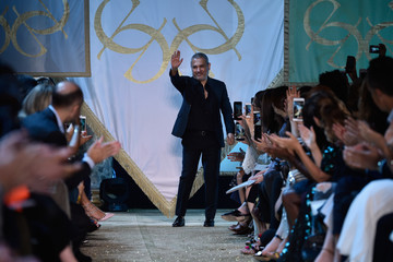 Elie Saab Elie Saab: Runway - Paris Fashion Week - Haute Couture Fall/Winter 2017-2018