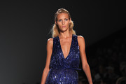 Anja Rubik–Yoga and Running - What Fashion Week Models Do to Stay Fit