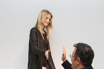 Elie Tahari Elie Tahari - Presentation - Mercedes-Benz Fashion Week Spring 2014