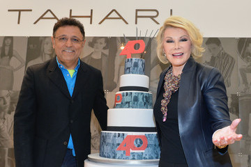 Elie Tahari Celebs at NYC's Elie Tahari Day