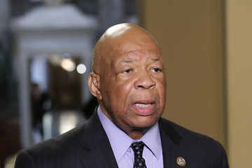 Elijah Cummings Lawmakers React to Latest News Report Surrounding President Trump and Former FBI Director Comey's Russia Investigation