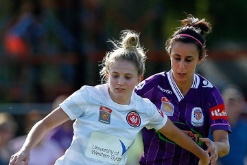 Elisa D W-League Rd 10 - Perth v Western Sydney