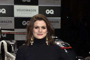 Elisa Schmidt Red Carpet Arrivals - GQ Men of the Year Award 2016