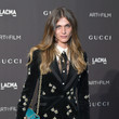 Elisa Sednaoui 2018 LACMA Art + Film Gala Honoring Catherine Opie And Guillermo Del Toro Presented By Gucci - Red Carpet