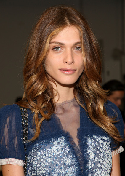 Elisa Sednaoui Model Elisa Sednaoui attends the Rodarte Spring 2011 fashion show during Mercedes-Benz Fashion Week at Dia:Chelsea on September 14, 2010 in New York City.