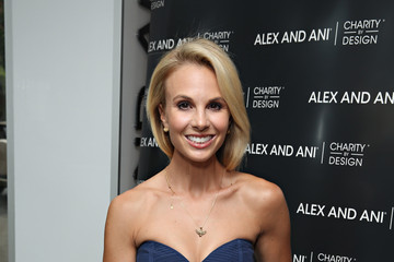 Elisabeth Hasselbeck Alex and Ani CHARMED BY CHARITY Event and Bangle Launch Party