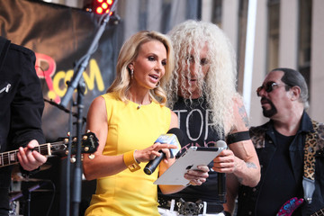 Elisabeth Hasselbeck 'Fox & Friends' All American Concert Series