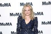 Elisabeth Moss Attends Screening Of Alex Ross Perry's Her Smell At The Museum Of Modern Art, MoMA