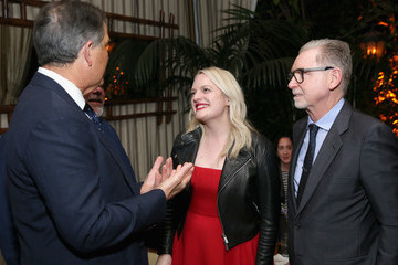 Elisabeth Moss Premiere Of Hulu's 'The Handmaid's Tale' Season 2 - After Party