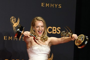 Elisabeth Moss 69th Annual Primetime Emmy Awards - Press Room