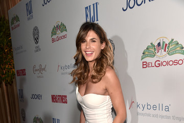 Elisabetta Canalis MEN'S FITNESS Celebrates the 2016 GAME CHANGERS