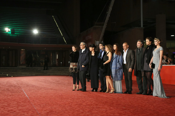 'Racconti D'Amore' Premieres in Rome