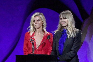 Eliza Coupe 22nd Costume Designers Guild Awards - Show