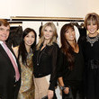 Elizabeth An Barbara Bui and Friends Visit Her Rodeo Drive Boutique