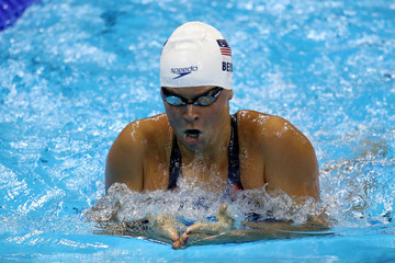 Elizabeth Beisel Swimming - Olympics: Day 1