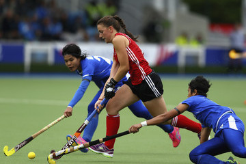Elizabeth Bingham 20th Commonwealth Games: Hockey