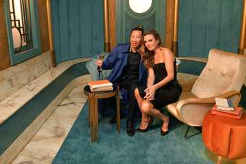 Elizabeth Chambers Vanity Fair And The Ritz-Carlton Celebrate The Opening Of Vanity Fair: Hollywood Calling