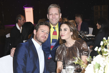 Elizabeth Chambers Family Equality Council's Impact Awards At The Globe Theatre, Universal Studios - Inside