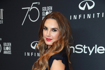 Elizabeth Chambers Hollywood Foreign Press Association and InStyle Celebrate the 75th Anniversary of the Golden Globe Awards - Arrivals