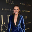 Elizabeth Chambers ELLE's 26th Annual Women In Hollywood Celebration Presented By Ralph Lauren And Lexus - Arrivals