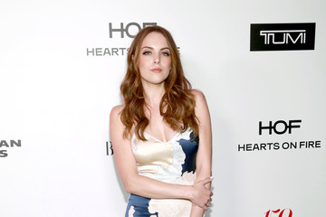 Elizabeth Gillies Harper's BAZAAR Celebrates 150 Most Fashionable Women at Sunset Tower