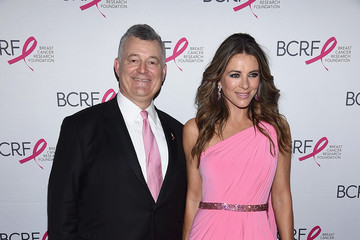 Elizabeth Hurley 2017 Hot Pink Party in New York City