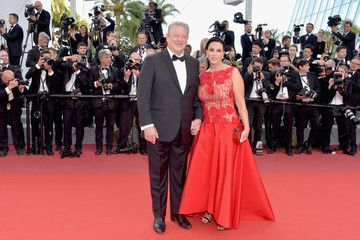 Elizabeth Keadle 'An Inconvenient Truth' Red Carpet Arrivals - The 70th Annual Cannes Film Festival