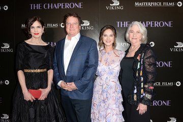 Elizabeth McGovern Premiere Of PBS' 'The Chaperone' - Arrivals