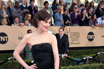 Elizabeth McGovern 23rd Annual Screen Actors Guild Awards - Arrivals