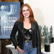 Elizabeth McLaughlin The 26th Annual Screen Actors Guild Awards - Pouring Of Actor Statuette