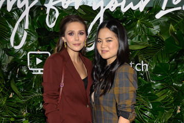 "Elizabeth Olsen Kelly Marie Tran ""Sorry For Your Loss"" Facebook Watch Premiere Event At Toronto International Film Festival"