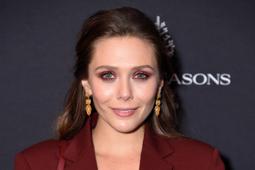 Elizabeth Olsen The Hollywood Foreign Press Association And InStyle Party At 2018 Toronto International Film Festival - Arrivals