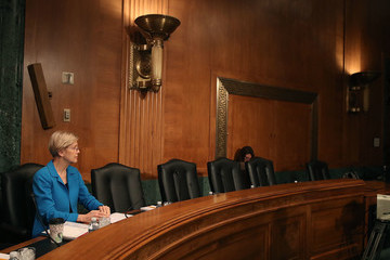 Elizabeth Warren Senate Banking Committee Holds Nomination Hearing for Chairman of Economic Council Advisers