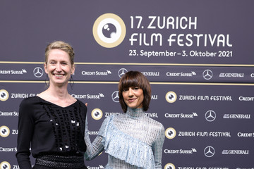 """Elke Mayer """"Mona Lisa and the Blood Moon"""" Photocall - 17th Zurich Film Festival"""