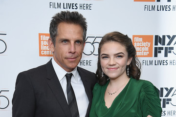 Ella Olivia Stiller 55th New York Film Festival - 'Meyerowitz' & 'The Florida Project'