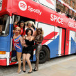 Ella Vaday Spotify Have Brought Back The Iconic Spice Bus From The 1997 Film Spice World To Celebrate 25 Years Of The Spice Girls