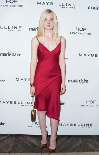 Elle Fanning - Marie Claire's Fresh Faces Party