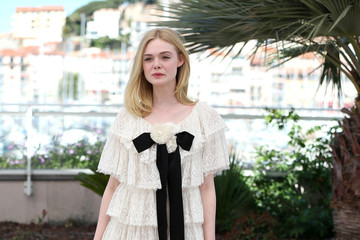 Elle Fanning 'The Neon Demon' Photocall - The 69th Annual Cannes Film Festival